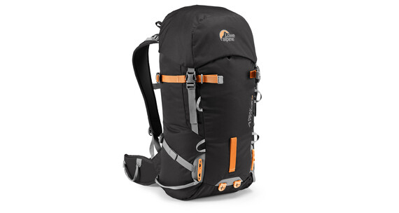 Lowe Alpine Peak Attack 42 Backpack Men black/pumkin